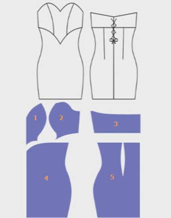 Tutorial 1. Pattern Calculation before Cutting « Corset Academy