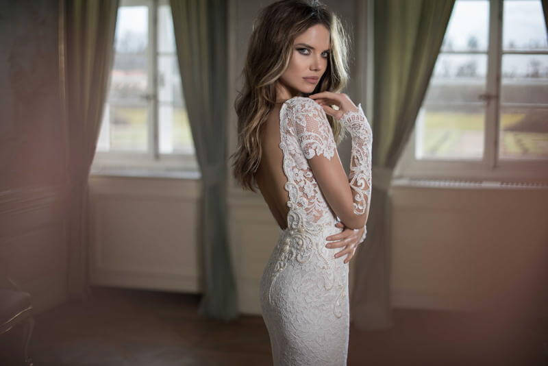 How To Make A Wedding Dress With Naked Effect Corset Academy